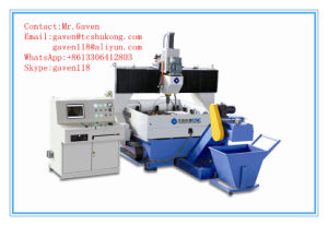Gantry Moveable CNC Plate Drilling Machine Model Gmd2016 pictures & photos
