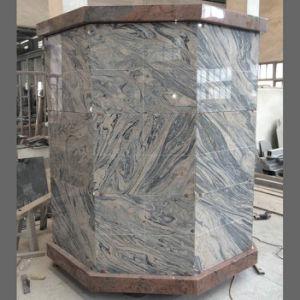 China Factory Direct 72 Niches Granite Columbarium pictures & photos