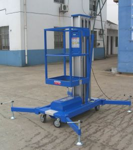 Single Mast Type Aerial Work Platform (GTWY) pictures & photos
