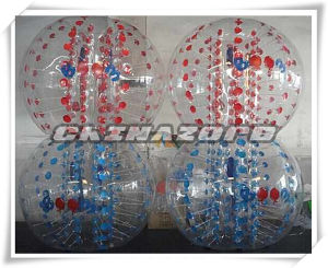 Good Design Colourful Dots Bubble Bumper Ball pictures & photos
