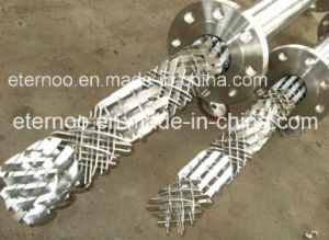 Industrial Pipe Mixer Ss304/316 Element pictures & photos
