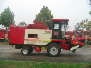 4 Rows Corn Harvesting machine pictures & photos