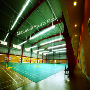Top Quality Sport Flooring for Badminton Court pictures & photos