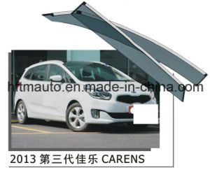 Auto Decoration for KIA Carens 2013 Window Visors pictures & photos