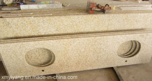 G682 Granite Kitchen Countertops & Vanity Tops (Sunset granite countetop) pictures & photos