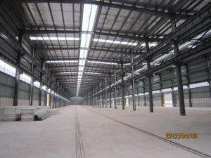 Prefab High Quality Steel Shed pictures & photos