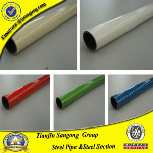 PE ABS PVC Coated Lean Pipe pictures & photos