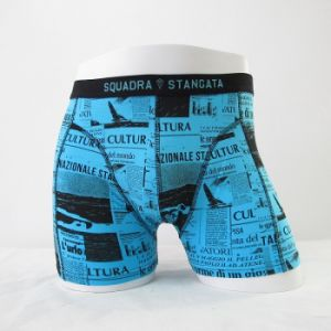 Men′s Boxer Shorts (all-over print) (JL-015BX)