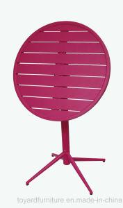 Modern European Furniture Set Stackable Aluminum Mesh Commercial Restaurant Cafe Chair pictures & photos