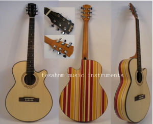 Acoustic Guitar (FS-4081C-NS)