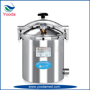 Automatic Dental Autoclave with Microcomputer Control pictures & photos