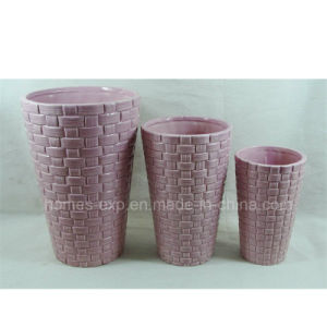 Popular Design Home & Graden Ceramic Flower Planter