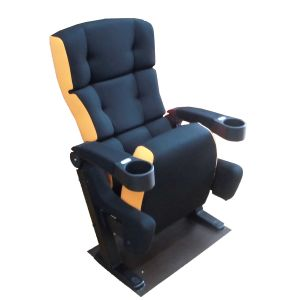 Cinema Seat Rocking Theater Chair Cheap Auditorium Seating (EB03) pictures & photos