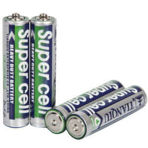 Tianqiu R03 AAA Heavy Duty Carbon Zinc Dry Battery