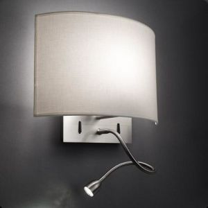 Wall Lamp with LED Reading Lamp (WHW-890P) pictures & photos
