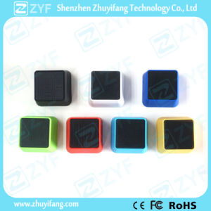 Portable Wireless Mini Multicolor Trapezoidal Bluetooth Speaker (ZYF3066) pictures & photos