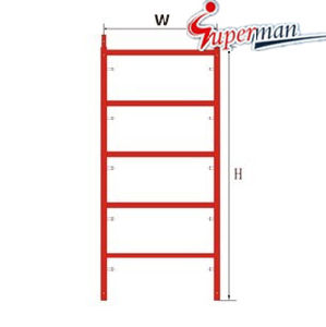 Ladder Frame-Snap on Lock for Scaffolding pictures & photos
