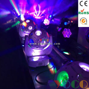 High Quality 12*12W CREE LED Disco Stage Football Moving Head