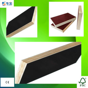 18mm Finger Joint Grade Film Faced Plywood for Dubai Market pictures & photos