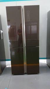 520lit Luxury Design American Cross Door Side by Side Refrigerator