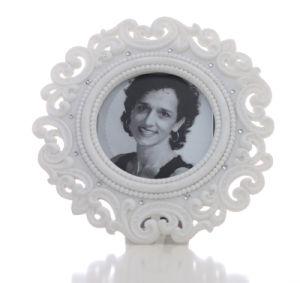Sandstone/Resin Photo Frame for Home Decoration or Hotel Decoration