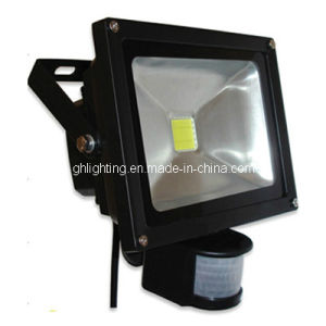 50W LED PIR Floodlight (GH-TG-09) pictures & photos