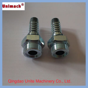 Bsp Female Flat Seal Hydraulic Fitting (22211) pictures & photos