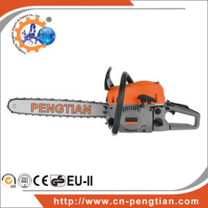 Horticulture Gardening Product Gasoline Chain Saw 52cc with Easy Starter pictures & photos