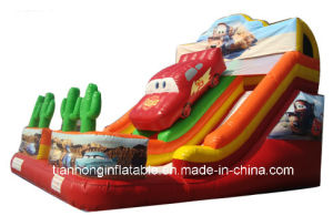Colorful PVC Inflatable Slide for Pool pictures & photos