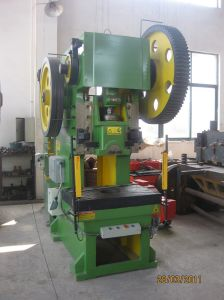 Mechanical Press, Power Press, Punch Press (J23-80 TON) pictures & photos