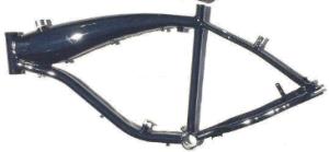 Cdh Aluminum Bike Frame, 2.4L Gas Tank Frame pictures & photos