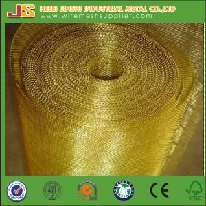 High Quality 100% Copper Wire Netting pictures & photos