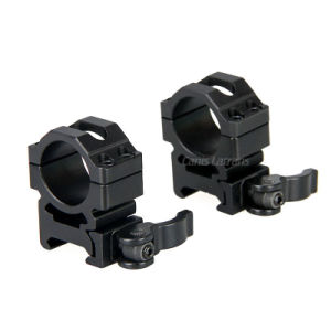 Tactical Quick Released Airsoft Rifle Gun Scope Mount pictures & photos