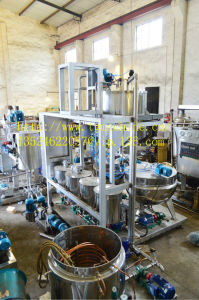 Hard Candy Production Line with Capacity of 1200kg Per Hour pictures & photos