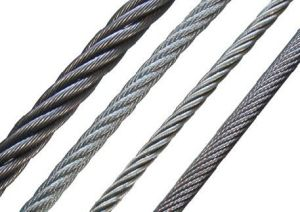 High Quality Elevator Steel Wire Rope pictures & photos