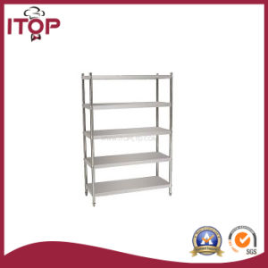 Stainless Steel AISI201 5 Tiers Plate Rack (PR-R04) pictures & photos