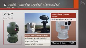 Border Defense Multi Sensor Surveillance Video Camera pictures & photos