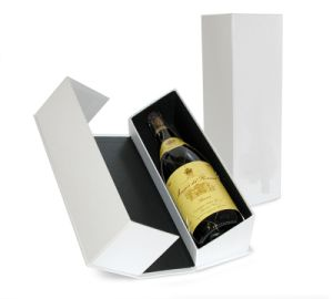 Folding Wine Box for Red Wine or Spirit Wine pictures & photos