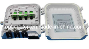FTTH Fiber Optic Termination Box (MDU208B) pictures & photos