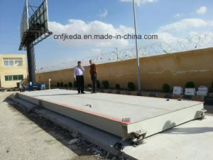 60ton Weighbridge/Truck Scale pictures & photos