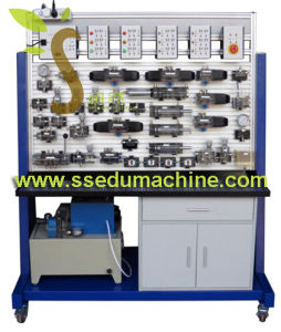 Transparent Hydraulic Trainer Hydraulic Bank Coach Equipment Educational Equipment pictures & photos
