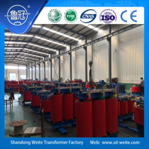 IEC Standards, 11kv Three Phase Air-Cooled Dry-Type Distribution Power Transformer pictures & photos