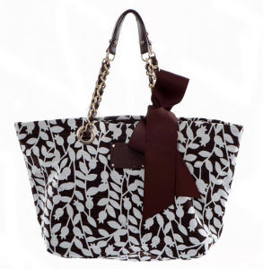 Popular Style Lady Canvas Shoulder Bags pictures & photos