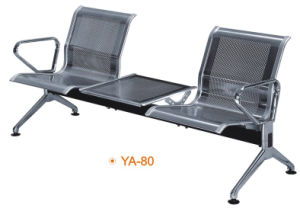 Stainless Steel Airport Chair with Table (YA-80) pictures & photos