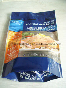 Printed Plastic Bag for 3lb Sea Fish Packaging pictures & photos