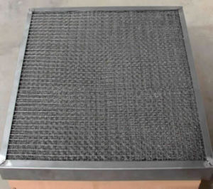 Best Quality Knitted Mesh Filter pictures & photos