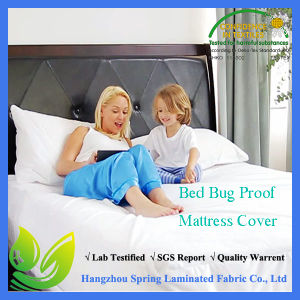 Healthy Sleep Hypoallergenic Waterproof Mattress Cover pictures & photos