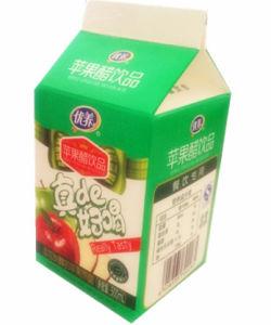 500ml Apple Vinegar Beverage/ 6-Layer Juice Carton pictures & photos