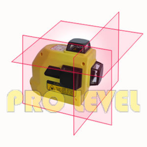 360-Degree 3-Plane Leveling and Alignment Laser Level (SW-99T) pictures & photos