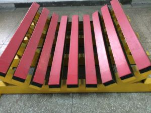 Heavy Type Buffer Bed for Belt Conveyor-26 pictures & photos